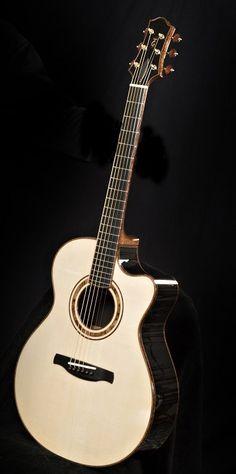 Guitar by Tom Doerr