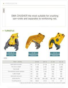 DMA DC10(DMA Crusher)