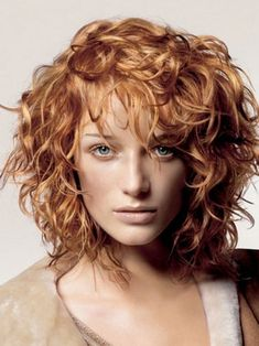 Messy MEDIUM Haircuts 2014 | Medium Length Haircuts for Curly Hair for Women Pictures