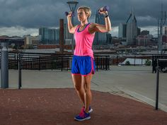 How to Get Carrie Underwood's Super-Toned Arms (Yes, Even While Pregnant!) How to Get Carrie Underwood's Super-Toned Arms (Yes, Even While Pregnant! Carrie Underwood Workout, Carrie Underwood Legs, Erin Oprea, Arm Challenge, Youtube Workout, Sup Yoga, Toned Arms, Shoulder Workout, Pregnancy Workout