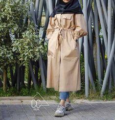 Iranian Women Fashion, Muslim Fashion, Fashion Drawing Dresses, Fashion Dresses, Suit Fashion, Fasion, Fall Fashion, Hijab Fashionista, Sleeves Designs For Dresses