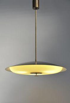 John & Sylvia Reid, 'Ceiling light 3070,' 1958, Galerie Pascal Cuisinier