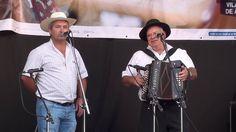 Tocadores de Concertina e Cantadores ao Desafio - Desgarrada | Paulino B...