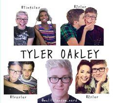 Tyler Oakley is my queen.
