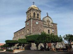 Tequila, Jalisco en México. El paisaje de las plantaciones de agave es el más hermoso