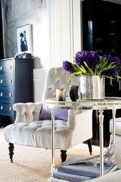blue color schemes for modern interior decorating