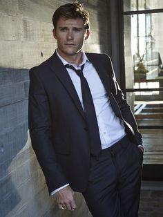 Scott Eastwood looking dapper AF in Treats Magazine