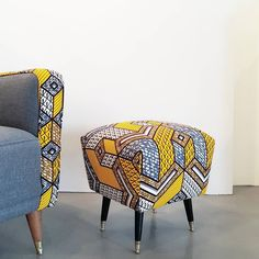 Be inspired by African interior décor trends adn know more about the West African textiles patterns, history and meaning African Interior Design, African Design, African Textiles, African Fabric, Home Decor Accessories, Decorative Accessories, African Furniture, African Home Decor, Trendy Home