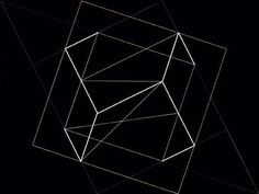 Josef Albers  'Structural Constellation, Transformation of a Scheme No.23′  1951