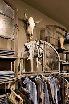 Levis icon store buttenheim shop, Berlin, 2010 - plajer & franz studio #shop #levis #jeans #fashion