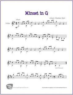Sheet music free printable sheet music and free guitar sheet music