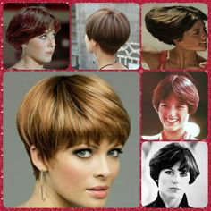 Dorothy Hamil haircut                                                                                                                                                     More