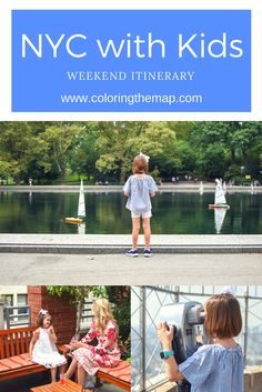 A weekend in NYC with young kids! What to do, where to stay and the best kid friendly eats. #travelblogger #newyorkcity #newyork #nyc #travel #travelwithkids #kidtravel #nyckids #travelitinerary #nycactivities #hotelgiraffe #centralparkkids #centralpark #familytravel