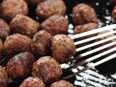All-Purpose Meatballs recipe from Ree Drummond via Food Network