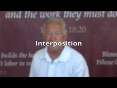 A must see 2 ½ minute video on 'Interposition and the Family Dog,' by Michael Anthony Peroutka (when your dog turns on your little girl, tearing at her throat) | IPOC Ministries, Inc.