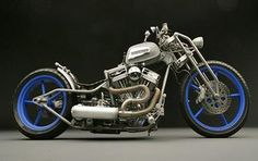 Detroit Brothers ~ a list of custom motorcycles built by Detroit Brothers