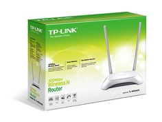 Roteador Wireless N 300Mbps - TP-Link