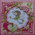 "Clear Stamps Sweet Elin- ""Star"""