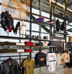Harley Davidson Museum Shop | Amuneal