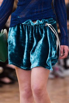Acne Studios at Paris Spring 2016 (Details)