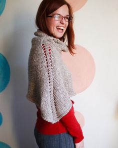 Ravelry: Rosa's Caponcho pattern by Emma Fassio