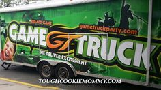 My Sons Had The Most Memorable Kids' Party Of The Year! @GameTruckHQ #Giveaway #Ad