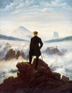 Wanderer Above Sea & Fog