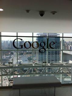 Google Brasil em São Paulo, SP