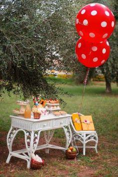 παιδικο παρτυ με νανους και καλικαντζαρους - A Fall Gnome Birthday Party