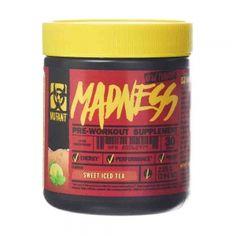 Madness Pre-workout, Mutant, 225g, 30 serviri