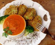Kotleciki gryczano warzywne - wegetariański obiad | Zdrowe Przepisy Pauliny Styś