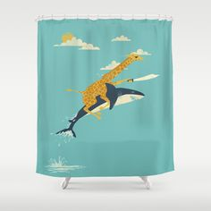 Onward! by Jay Fleck as a high quality Shower Curtain. Free Worldwide Shipping available at Society6.com from 11/26/14 thru 12/14/14. Just one of millions of products available.