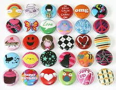 Custom pin back buttons are the perfect way to promote fundraisers  http://www.rumriverbuttons.com/