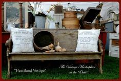 Heartland Vestige Welcome to the December show!