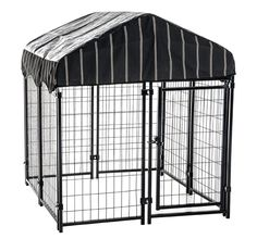 Waterproof Pet Canopy Patio Outdoor Dog Crate Bed Cat Playpen Cage House Kennel  #Unbranded