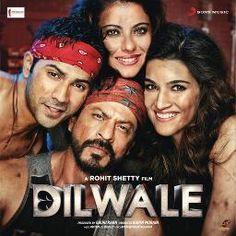 Shah Rukh Khan and Kajol, Dilwale 2015 Hindi Movies, Srk Movies, 2015 Movies, Movies Free, Audio Songs, Movie Songs, Movie Tv, Mp3 Song, Bollywood Stars