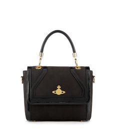 Victoria Bag 6801 Black Vivienne Westwood