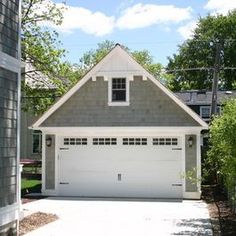 Detached Garage Design, Pictures, Remodel, Decor and Ideas - page 2