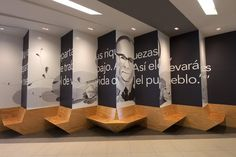 Graphic wall | Pictures - GS 1892 - Architizer