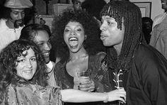 Teena Marie, Tina Andrews and Rick James at a party 1979 © 1979 Bobby Holland - Image Teena Marie, Best R&b, Phylicia Rashad, Miss Elizabeth, Rick James, Cyndi Lauper, Rhythm And Blues, George Michael, Stevie Nicks