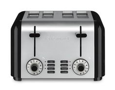 Cuisinart CPT-340 Compact Stainless 4-Slice Toaster, Brushed Stainless >>> This is an Amazon Affiliate link. Want to know more, click on the image.