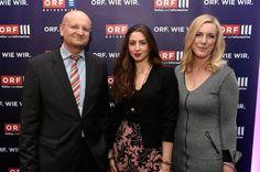 Peter Schöber, Star-Architektin Mia Papaefthimiou & Eva Schindlauer. © © ORF-Enterprise/Thomas Jantzen