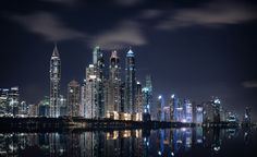 Marina Skyline by Mohamed Raouf on 500px