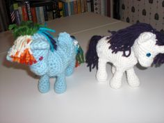 My Little Pony Made to Order Ponies by FyreSkye on Etsy, $25.00
