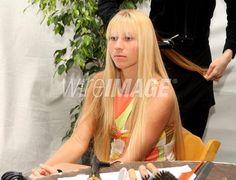 Tennis player Alyona Bondarenko at...