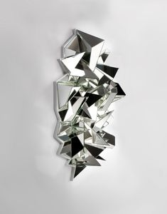 "Mathias Kiss: On display at Galerie Armel Soyer Paris for ""Sans 90º"""