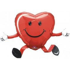Valentines day Mini Airwalker Smiley Face Happy Hugs x Foil Balloon (Self sealing balloon, requires helium inflation Smiley Faces, Heart Smiley, Smiley Emoji, Smileys, Airwalker Balloons, Balloons Online, Ideas Vintage, Balloon Weights, Mylar Balloons