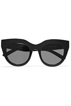 LE SPECS Air Heart cat-eye acetate sunglasses.  lespecs  sunglasses Le Specs 76cd13d00b