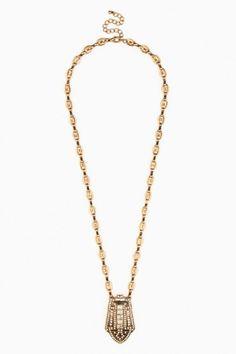 Oscar Necklace - ShopSosie.com