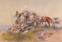 Romance Maker: The Watercolors of Charles M. Russell | C.M. Russell Museum